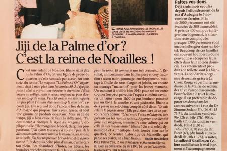 [Revue de Presse] Version Femina Provence - Hammam Djerba